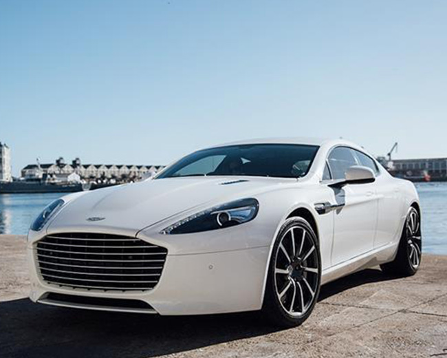 Aston Martin Rapide Hire in [MAINAREA]