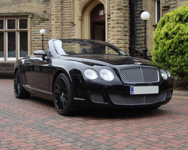 Bentley Continental Hire in [MAINAREA]