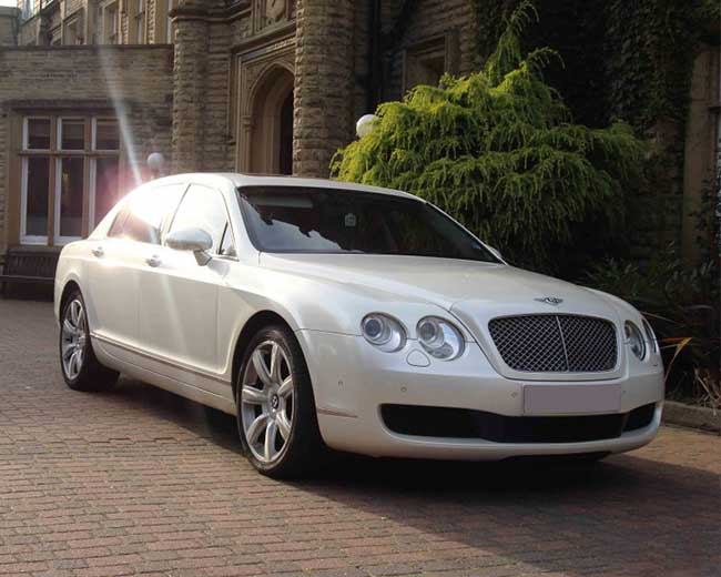 Bentley Flying Spur Hire in [MAINAREA]