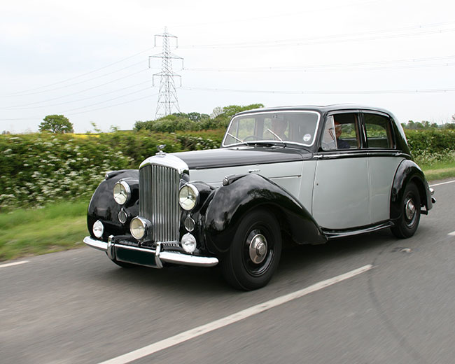 Bentley MK VI Hire in [MAINAREA]