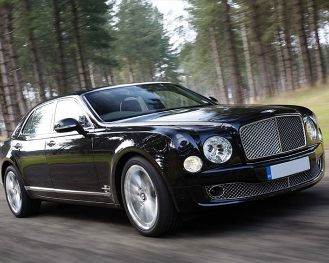 Bentley Mulsanne in [MAINAREA]