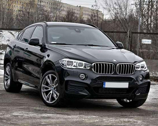 BMW X6 Hire in [MAINAREA]