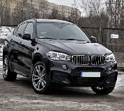 BMW X6 Hire in Ascot Racecourse