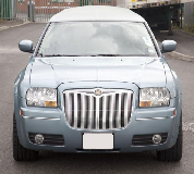 Chrysler Limos [Baby Bentley] in Doncaster Racecourse