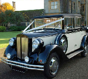 Classic Wedding Cars in Pitlochry