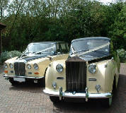 Crown Prince - Rolls Royce Hire in Worcester Racecourse