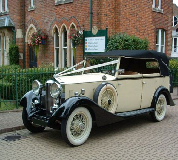 Gabriella - Rolls Royce Hire in Market Weighton