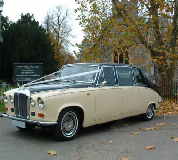 Ivory Baroness IV - Daimler Hire in UK