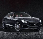 Maserati Quattroporte Hire in South Cave