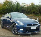 Nissan GTR in Bromley
