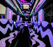 Party Bus Hire (all) in Salisbury Racecourse