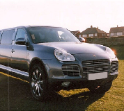 Porsche Cayenne Limos in Earlston