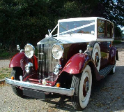 Ruby Baron - Rolls Royce Hire in Wesham
