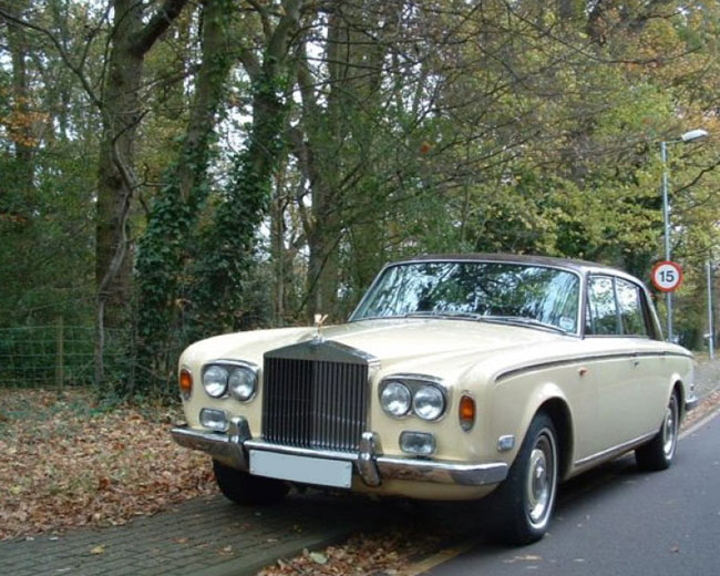 Duchess - Rolls Royce Silver Shadow Hire in [MAINAREA]