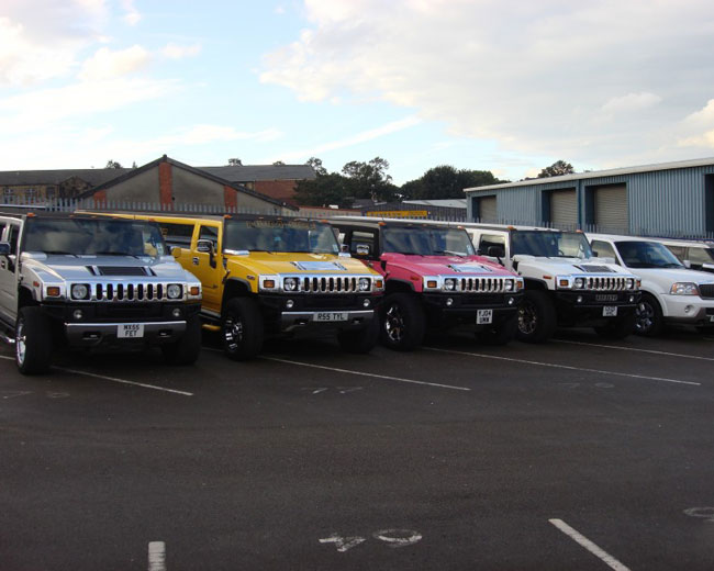 Jeep Limos and 4x4 Limos in [MAINAREA]