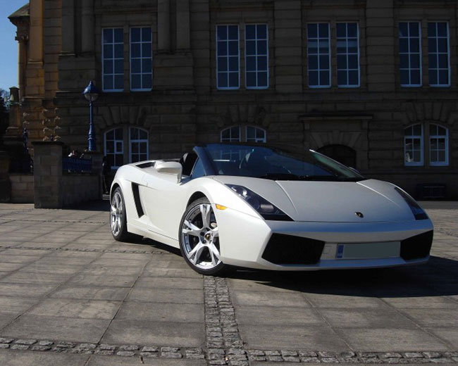Lamborghini Gallardo Hire in [MAINAREA]