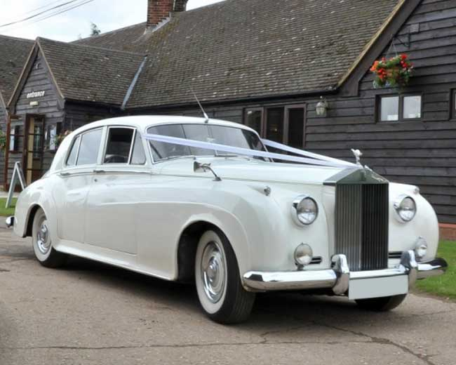 Marquees - Rolls Royce Silver Cloud Hire in [MAINAREA]