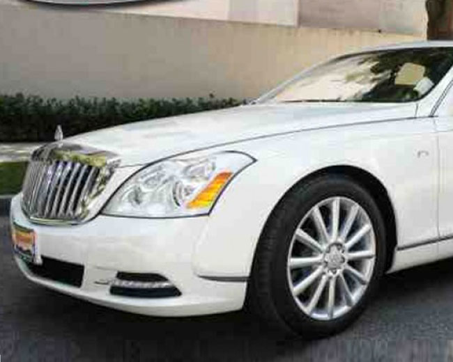Maybach Hire in [MAINAREA]