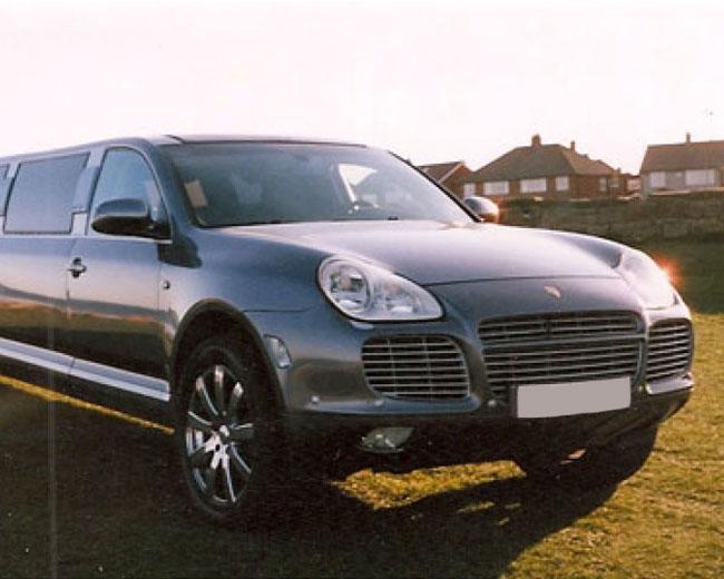 Porsche Cayenne Limos in [MAINAREA]