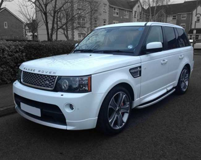 Range Rover Sport Hire  in [MAINAREA]