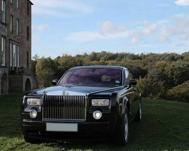 Rolls Royce Phantom - Black Hire in [MAINAREA]