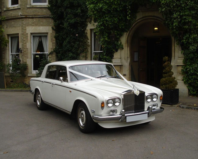 Rolls Royce Silver Shadow Hire in [MAINAREA]