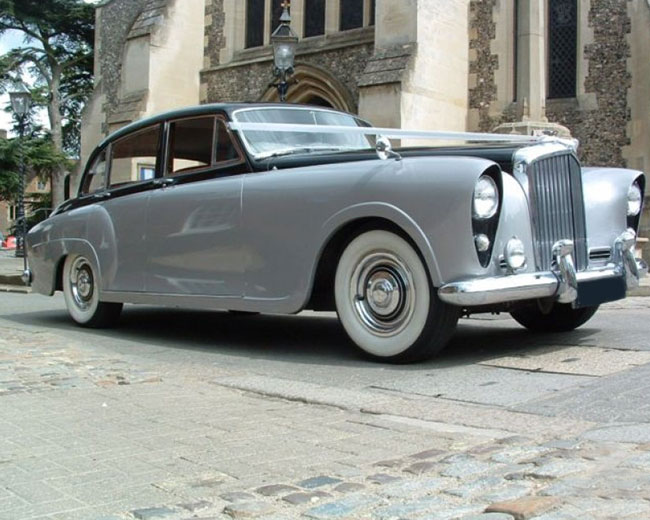 Silver Lady - Bentley Hire in [MAINAREA]